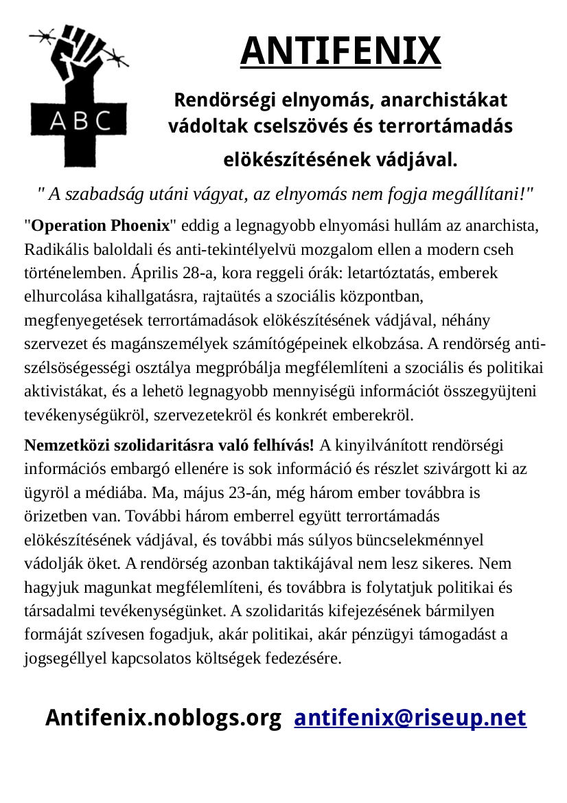 Antifenix_Flyer_hungarian